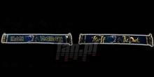 Fear Of The Dark (Scarf) _Sza64300_ - Iron Maiden