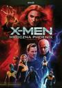 X-Men: Mroczna Phoenix (DVD) Wydanie Książkowe - Movie / Film