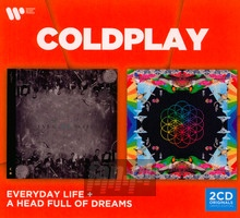 Everyday Life/A Head Full Of Dreams - Coldplay