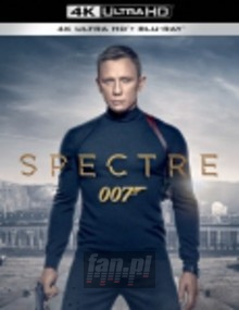 James Bond. Spectre - 007: James Bond