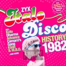 ZYX Italo Disco History 1982 - V/A
