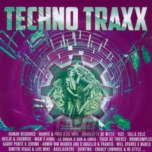 Techno Traxx 2021 - Techno Traxx