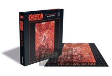 Pleasure To Kill (500 Piece Jigsaw Puzzle) _Puz80334_ - Kreator