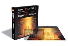 Live Killers (500 Piece Jigsaw Puzzle) _Puz80334_ - Queen