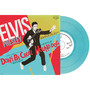 Don't Be Cruel / Hound Dog (Japan Edition Re-Issue) (Blue VI - Elvis Presley