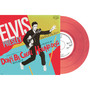 Don't Be Cruel / Hound Dog (Japan Edition Re-Issue) (Red Vin - Elvis Presley