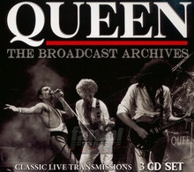 The Broadcast Archives - Queen