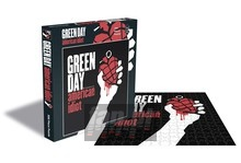 American Idiot (500 Piece Jigsaw Puzzle) _Puz80334_ - Green Day