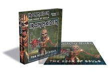 The Book Of Souls (500 Piece Jigsaw Puzzle) _Puz80334_ - Iron Maiden