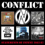 Statements Of Intent 1982-87: 5CD Clamshell Box - Conflict