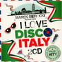Przedstawia: I Love Disco Italy - Marek    Sierocki