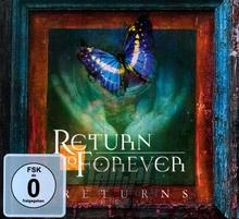 Returns - Live - Return To Forever