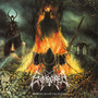 Prophecies Of Pagen Fire (Clear Vinyl With Red/Yellow/Blk SP - Enthroned