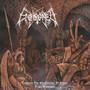 Towards The Skullthrone / Regie Sathanas (Clear Vinyl With B - Enthroned