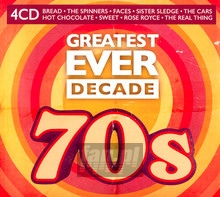 Greatest Ever Decades: 70s - V/A