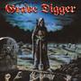 The Grave Digger (Ltd. Blue/Black Splatterd LP) - Grave Digger