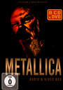 Audio & Video Box (8-CD/DVD Set) - Metallica