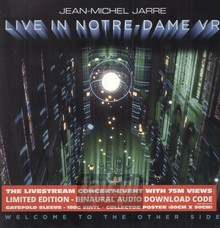 Welcome To The Other Side - Jean Michel Jarre