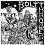 In Battle There Is No Law (Clear/Grey/Black/White Splatter V - Bolt Thrower