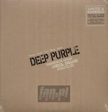 Live In London 2002 - Deep Purple