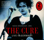Live In Germany / Radio Broadcast, 1981 - The Cure