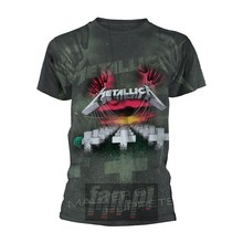 Master Of Puppets (All Over) _Ts50604_ - Metallica