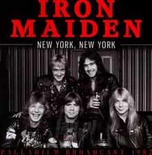 New York, New York - Iron Maiden