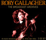 The Broadcast Archives - Rory Gallagher