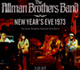 New Year's Eve 1973 - The Allman Brothers Band