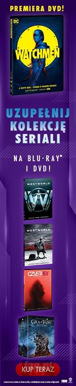 Watchmen + Seriale HBO/WB