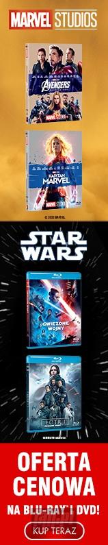 Marvel + Star Wars Promocja