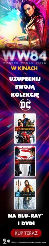 DC Wonder Woman 1984 W Kinach