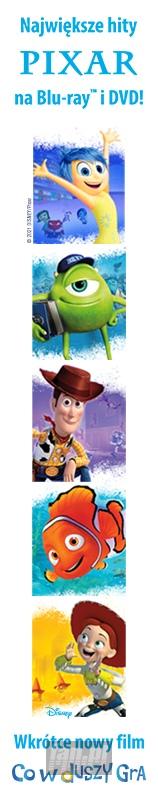 Pixar - Co W Duszy Gra