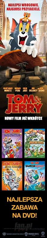 Tom I Jerry Wkrótce W Kinach