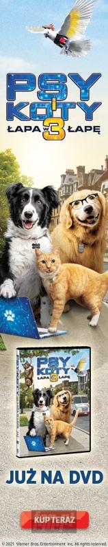 Psy I Koty 3 - Premiera DVD
