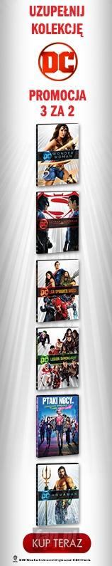 kolekcja DC: Tie In Liga Spraw