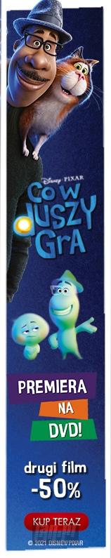 Co W Duszy Gra + Katalog Pixar