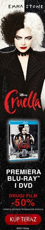 Cruella - Premiera He + Uwierz
