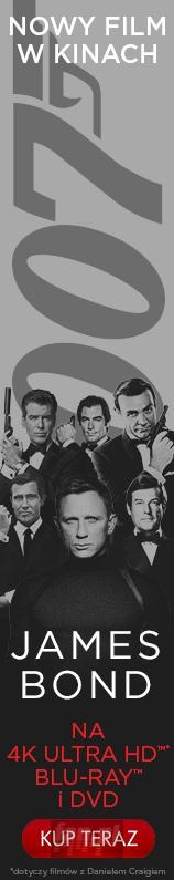 Promocja James Bond W Kinach